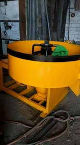mesin mixer molen batako