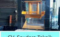 jual mesin cetak paving